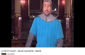 Hervé le petit Faust