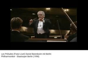 Liszt les préludes