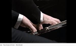 Liszt Sonate en si bémol mineur
