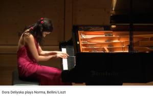 Liszt transcription