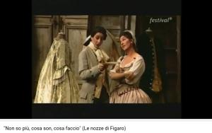 Mozart Les Noces de Figaro Non so piu