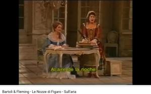 Mozart Les Noces de Figaro Sull aria