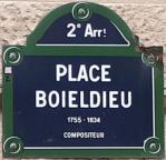 place Boïeldieu