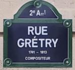 rue Grétry