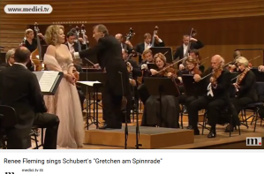 Schubert Marguerite au rouet