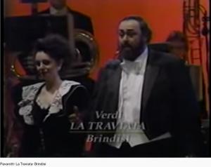 Verdi traviata Brindisi