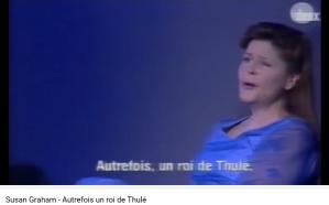 berlioz damnation de Faust roi de Thulé