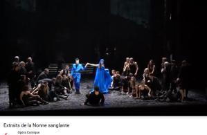 Gounod La Nonne sanglante