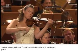 Tchaïkovski Concerto pour violon