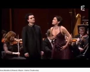 Tchaikovski Iolanta Netrebko Villazon