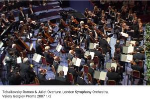 Tchaikovski roméo et juliette