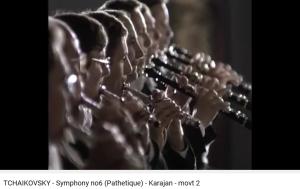 tchaikovsky 6e symphonie