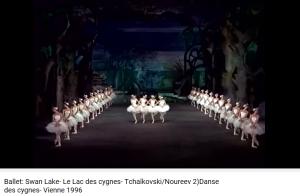 tchaikovsky le lac des cygnes