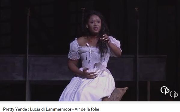 donizetti Lucia air de la folie