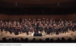 Beethoven 5e symphonie début