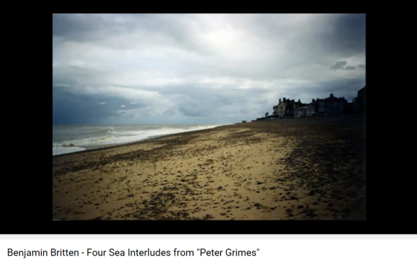 Britten Peter Grimes 4 interludes