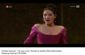 gounod roméo et juliette je veux vivre