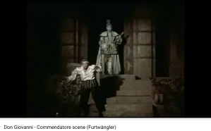 Mozart Don Giovanni commandeur furtwangler