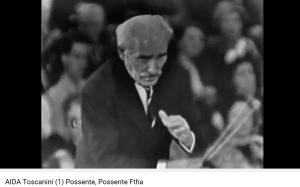 Verdi Aïda Toscanini