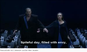 Wagner Tristan und Isolde duo d'amour (acte II)