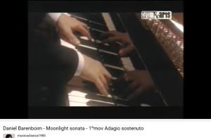Beethoven Clair de lune