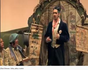 Donizetti l'élixir d'amour Udite, o rustici