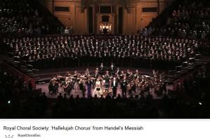 Haendel Messiah Allelujah