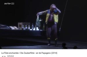 Mozart Flûte Papageno