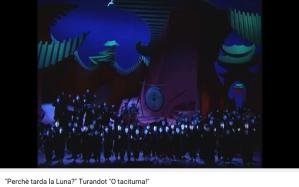 Puccini Turandot Perché tarda la Luna