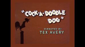 tex avery cock a doodle do