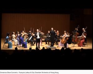 Cimarosa concerto pour hautbois