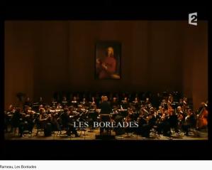 Rameau les Boréades