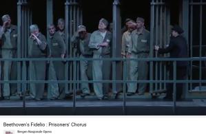 Beethoven Fidélio choeur des prisonniers