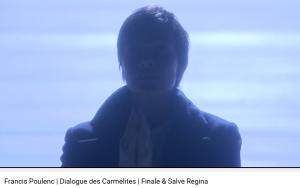 Poulenc Dialogue des Carmélites scène finale