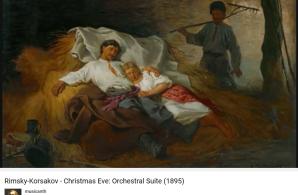 Rimsky-Korsakov la nuit de Noël
