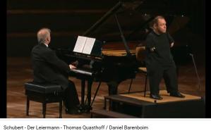 Schubert Winterreise der Leiermann