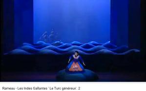 Rameau Indes galantes Turc généreux