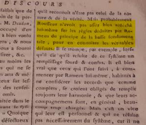 rousseau encyclopédie