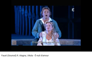 faust gounod o nuit d'amour