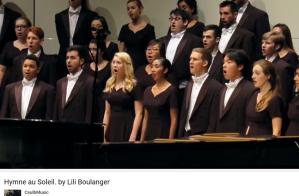 Lili Boulanger hymne au soleil