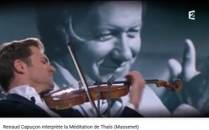 massenet méditation thais