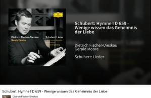 Schubert Hymne 1 D 659