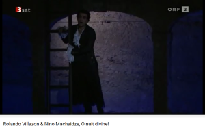 gounod roméo et juliette o nuit divine