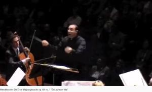 Mendelssohn La nuit de Walpurgis première partie
