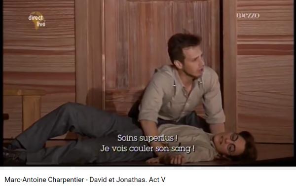 charpentier david et jonathas