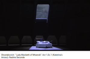 Chostakovitch lady Macbeth acte I