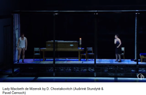 Chostakovitch lady Macbeth acte II