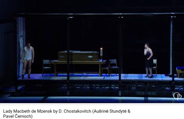 Chostakovitch lady Macbeth acte II