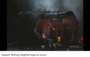 wagner siegfried scène de la forge
