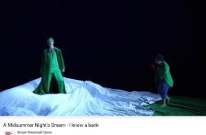 Britten a midsummer night dream I know a bank